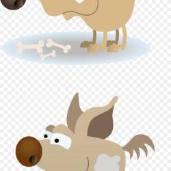 Boxer Puppy Cartoon Illustration Vector Long Nose