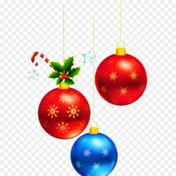 Transparent Deco Christmas Ornaments