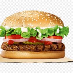 Whopper Hamburger Burger King Fast Food Restaurant Burger King