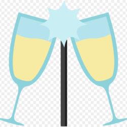 Wine Glass Euclidean Vector Blue Vector Blue Wine