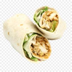 Wrap Chicken Tikka Doner Kebab Falafel Fajita Shawarma