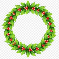 Wreath Aquifoliales Christmas Ornament Christmas