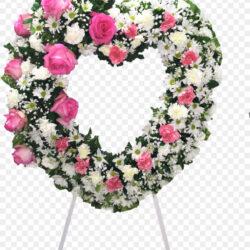 Wreath Cut Flowers Floristry Rose Blush Floral