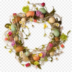 Wreath Easter Bunny Amazon Com