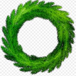 Wreath Spruce Christmas Ornament Christmas