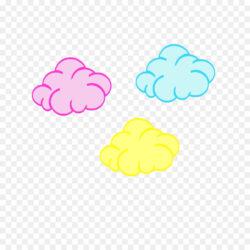 Yellow Petal Clip Art Pastel