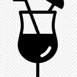 Cocktail Mocktail Lounge Beverage Juice Comments Cocktail Drink Png Silhouette