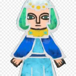 Zelda A Link Between Worlds Painting
