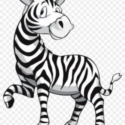 Zippy Bus Zebra Cartoon Png