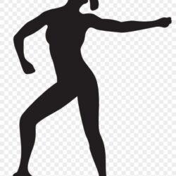 Zumba Dance Drawing Clip Art Vector Graphics