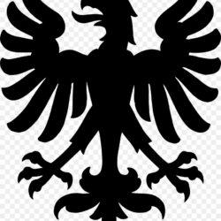 Zurich Eagle Silhouette Clip Art Animal Silhouettes