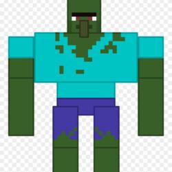 Zombies Mod Drawing Minecraft Plants Vs Pwc70