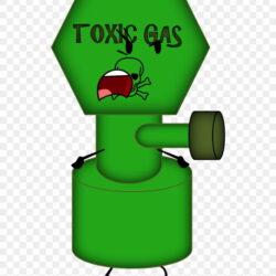 Zoo Toxic Gas Producer Gbpwj