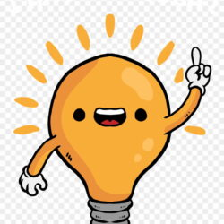Cartoon Light Lamp Clip Art Light Bulb Cartoon Xdnah